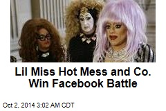 Facebook to Drag Queens: Real Names Not Needed
