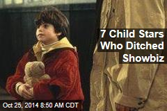 7 Child Stars Who Ditched Showbiz