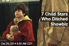 7 Child Stars Who Ditched Showbiz