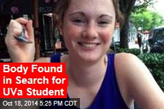 Body Found in Search for UVa Student