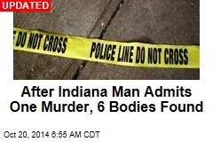 Cops: Indiana Man Killed 4 Women, Possibly More