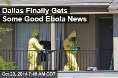 Ebola Monitoring Ends for Dozens in Dallas