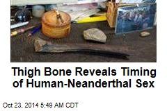 45K-Year-Old Bone Spills Beans on Human-Neanderthal Sex