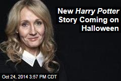 New Harry Potter Story Coming on Halloween