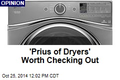 'Prius of Dryers' Worth Checking Out