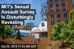 MIT's Sexual Assault Survey Is Disturbingly Revealing