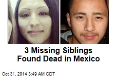 3 Missing Americans Found Dead in Mexico