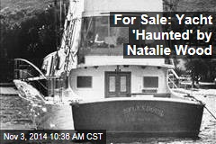 For Sale: Yacht 'Haunted' by Natalie Wood