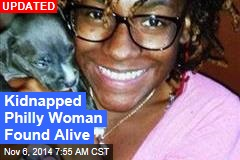 Kidnapped Woman Found Alive