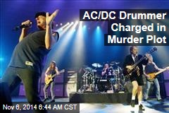 AC/DC's Phil Rudd Charged in Murder Plot