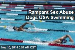 Widespread Sex Abuse Haunts USA Swimming