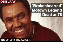 Motown Legend Jimmy Ruffin Dies