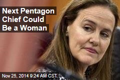 Next Pentagon Chief Could Be a Woman