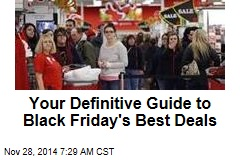 Your Definitive Guide to Black Friday's Best Deals