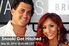 Snooki Got Hitched