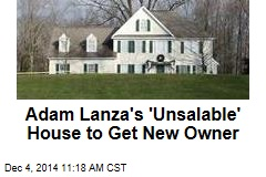 Adam Lanza's 'Unsalable' House to Get New Owner