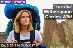 'Terrific' Witherspoon Carries Wild