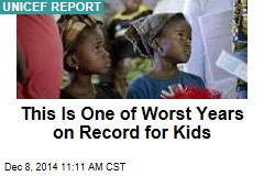 This Is One of Worst Years on Record for Kids