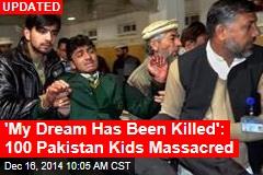 21 Dead in Taliban Attack on Pakistan School