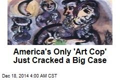 'Art Cop' Cracks Huge LA Heist