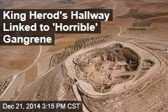 Entry to King Herod's Palace Finally Unveiled
