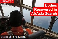 Debris Spotted in AirAsia Search