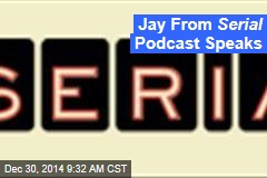 Jay From Serial Podcast Speaks