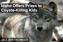 'Wolf-Kill Derby' Held in Idaho