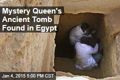 God of the Dead's Tomb Finally Uncovered