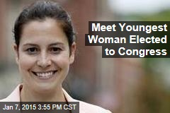 Meet Youngest Woman Elected to Congress