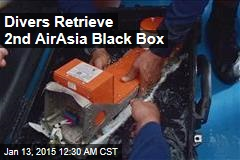 Divers Retrieve 2nd AirAsia Black Box