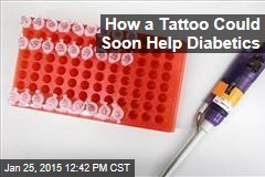 How a Tattoo Could Soon Help Diabetics