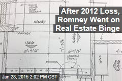 After 2012 Loss, Romney Went on Real Estate Binge