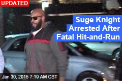 Suge Knight Accused of Fatal Hit-and-Run