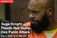 Suge Knight Charged With Murder