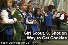 Girl Scout, 9, Shot on Way to Get Cookies