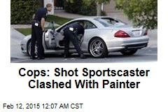Cops: Shot Sportscaster Clashed With Painter