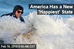 America Has a New 'Happiest' State