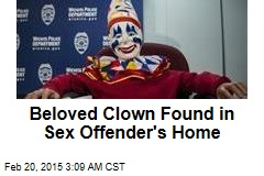 Beloved Clown Found in Sex Offender's Home
