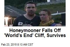 Honeymooner Falls Off 'World's End' Cliff, Survives