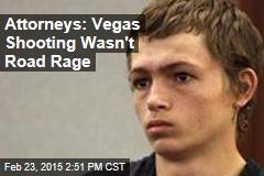 Attorneys: Vegas Shooting Wasn't Road Rage