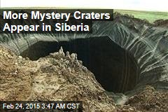 Dozens More Mystery Craters Appear in Siberia