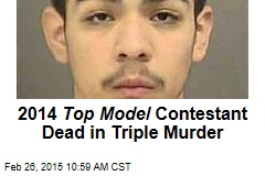 2014 Top Model Contestant Dead in Triple Murder