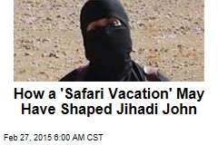 'Jihadi John' Was Detained in 2009