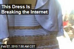 This Dress Is Breaking the Internet