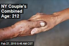 NY Couple's Combined Age: 212