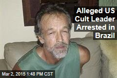 Alleged Cult Leader Arrested in Brazil