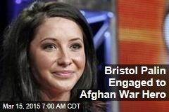 Bristol Palin Gets Engaged