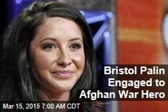 Bristol Palin Gets Engaged