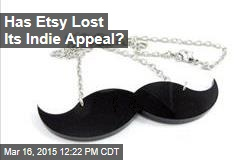 Has Etsy Lost Its Indie Appeal?